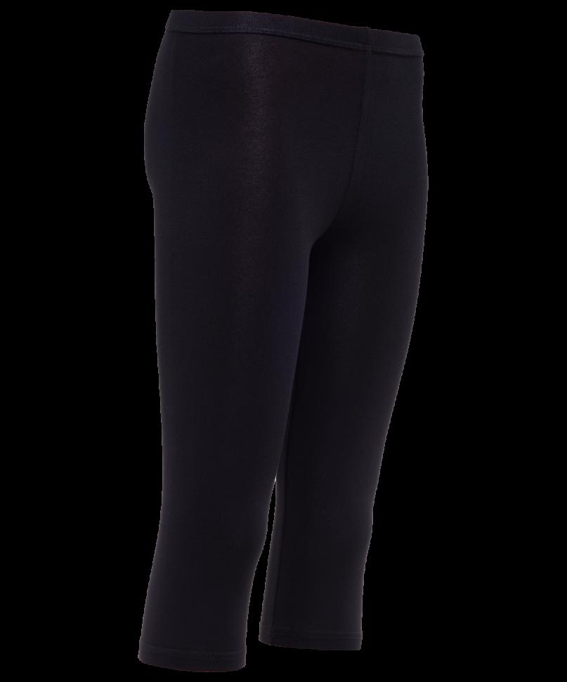 Леггинсы женские Amely AA 241, черные, 48 RU