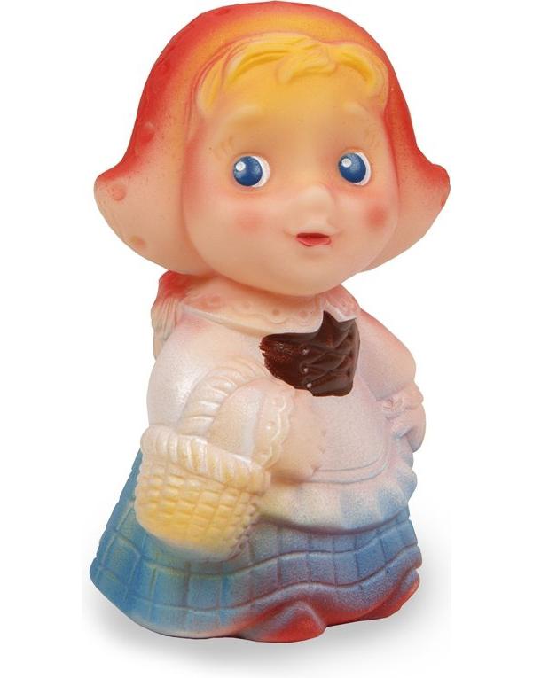 Купить ОГОНЕК Резиновая игрушка Красная шапочка С-421о, Огонек, Игрушки для купания