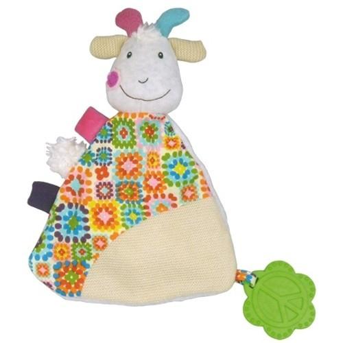 Купить Комфортер-одеялко Ebulobo Козочка Жужу, Комфортеры для новорожденных