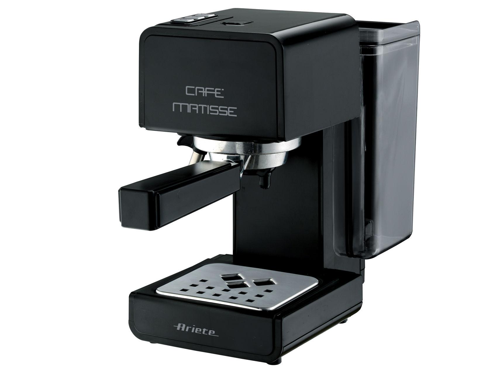 Рожковая кофеварка Ariete 1363/10 Cafe Matisse Black