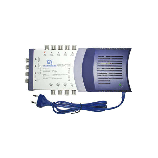 Мультисвитч Galaxy Innovations GI 4T08