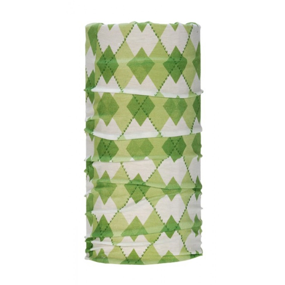Бандана WdX Coolwind, golf green, One Size
