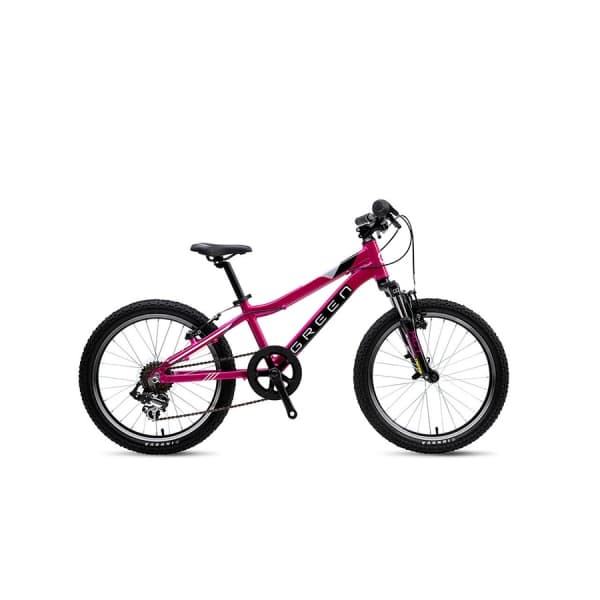 "Велосипед Green Kids 20 Ladies 2019 11"" пурпурный, Kids 20 Ladies"