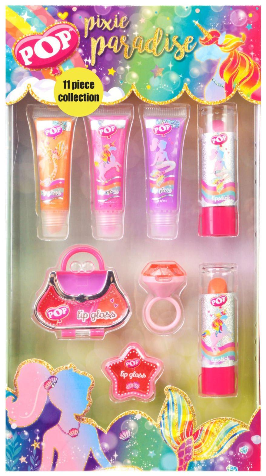 Купить Набор детской косметики POP для губ Markwins 3800251, Наборы детской косметики
