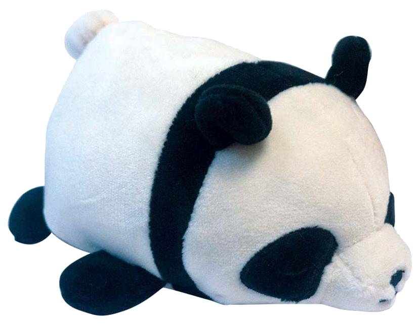 Купить Мягкая игрушка животное Yangzhou Kingstone Toys Панда M2001, Shantou Gepai, Мягкие игрушки животные