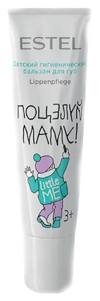Купить Детский гигиенический бальзам для губ Estel Little Me Поцелуй маму, Детские бальзамы для губ