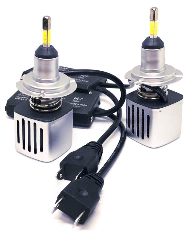 Комплект светодиодных ламп F3 LED H7