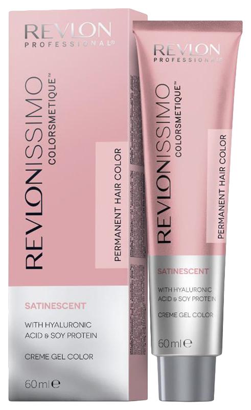 Краска для волос Revlon Revlonissimo Colorsmetique Satinescent 713 Хаки бронза 60мл  - Купить