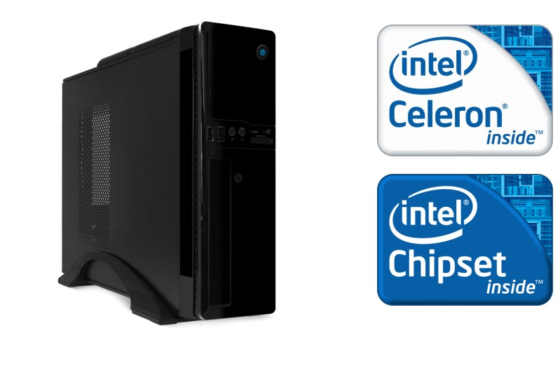 Системный блок маленький компьютер TopComp MC 2299200  - купить со скидкой