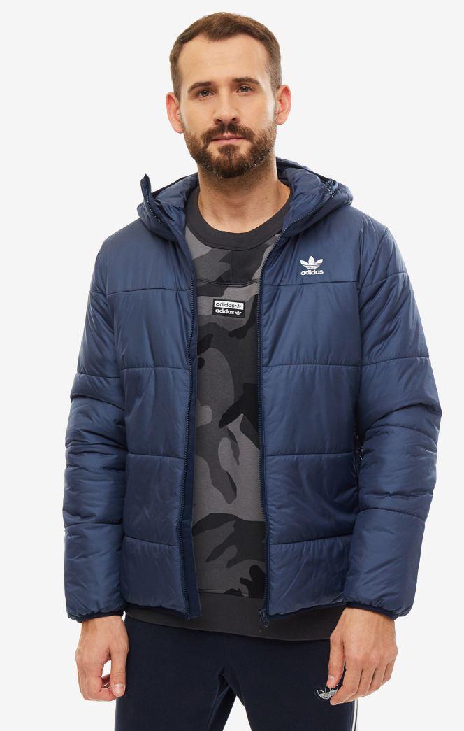 Куртка мужская adidas Originals ED5828 синяя M