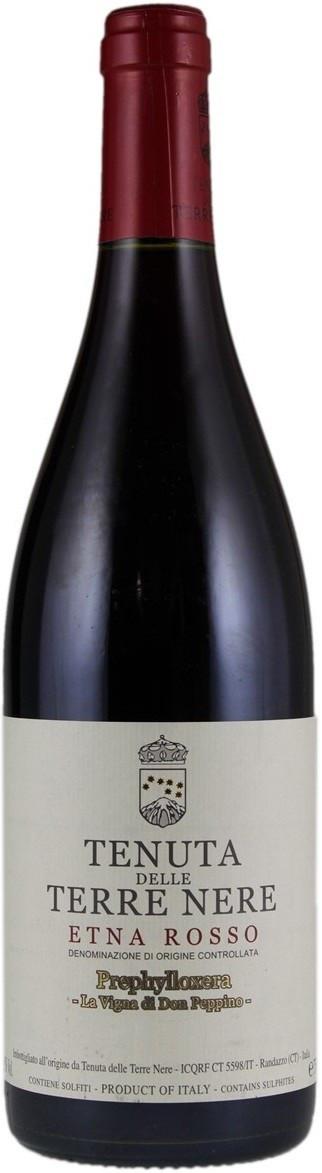 Вино Tenuta delle Terre Nere Prephylloxera La Vigna di Don Peppino Etna Rosso DOC 2015 фото
