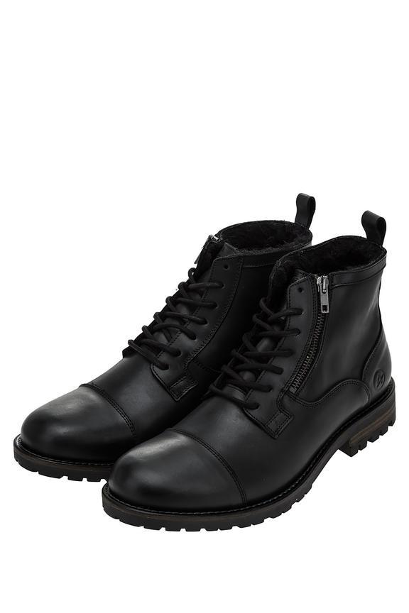 Ботинки мужские черные AFFEX 133-MBL-BLK-M