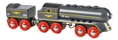 Купить Скорый поезд железной дороги Brio 33697, Детские железные дороги