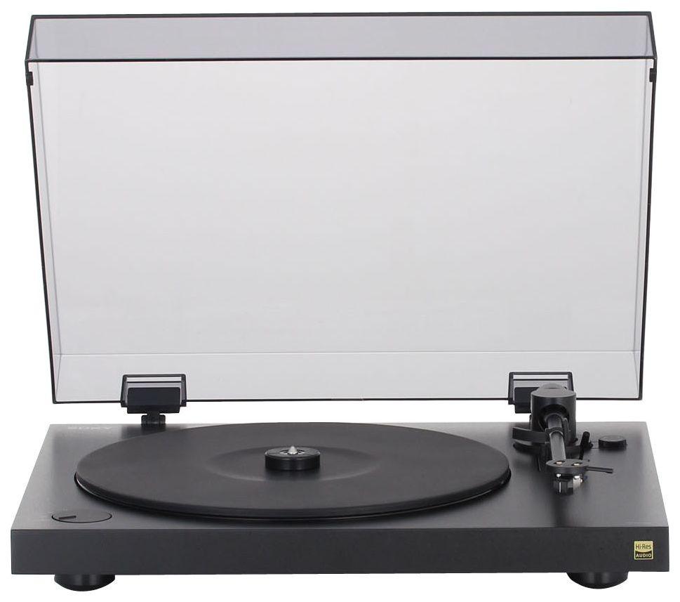 Проигрыватель виниловых пластинок Sony PS-HX500 Black PS-HX500//C