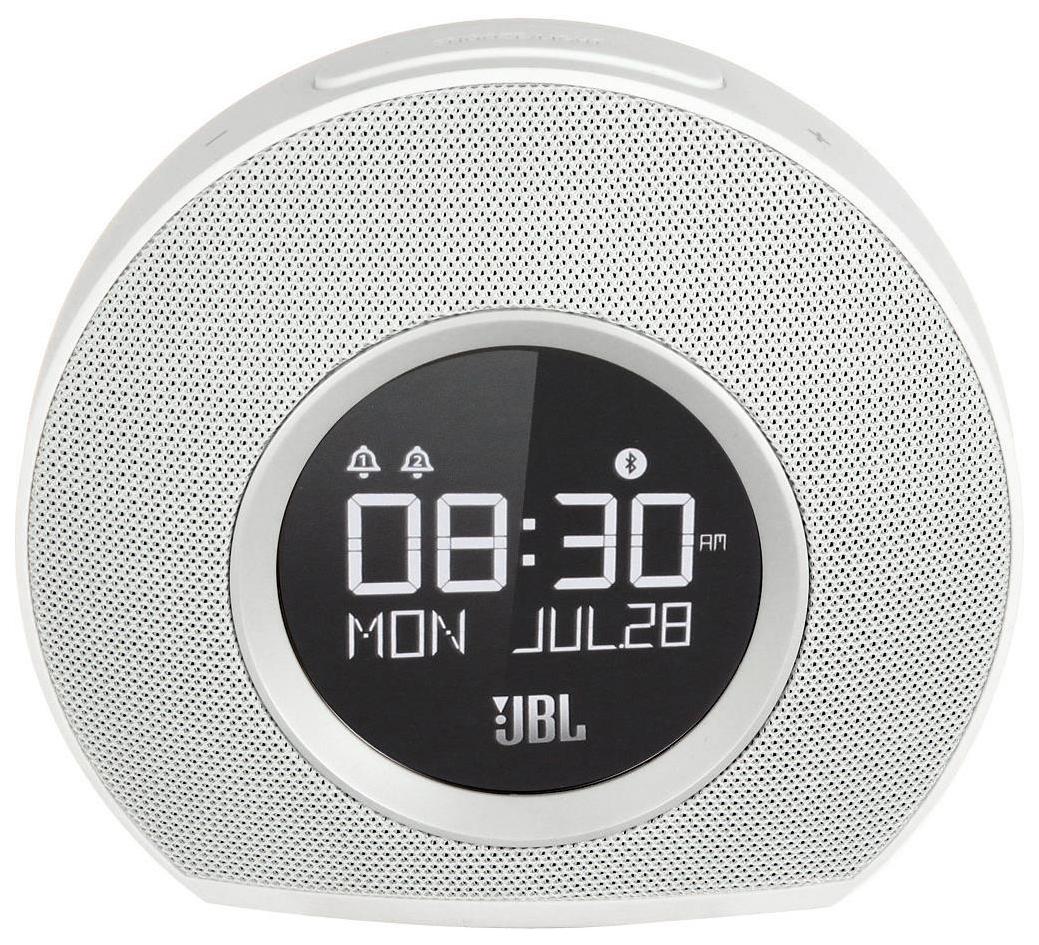 Радио часы JBL Horizon White (JBLHORIZONWHTEU)