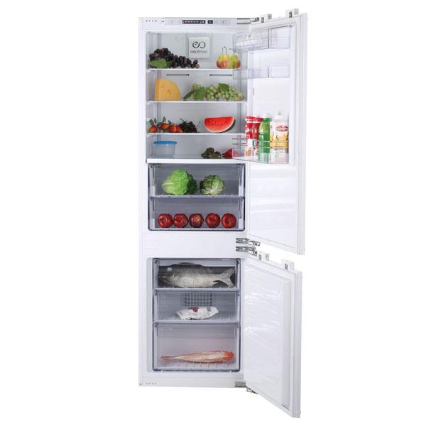 Встраиваемый холодильник Beko BCN 130000 White