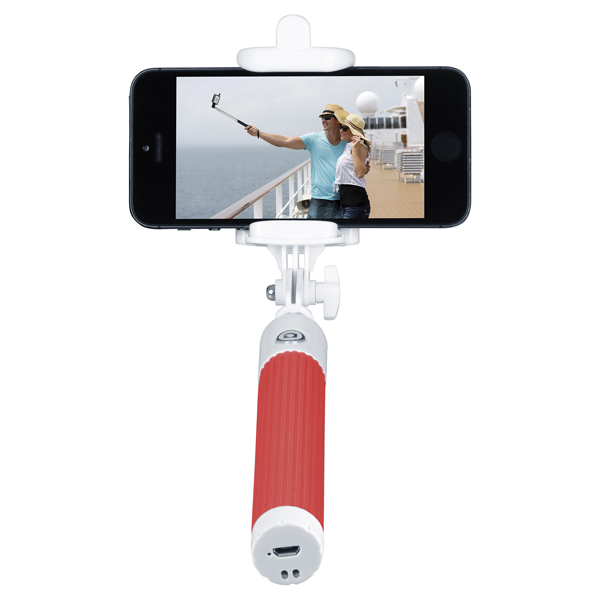 Монопод для смартфона InterStep MP 115B Red