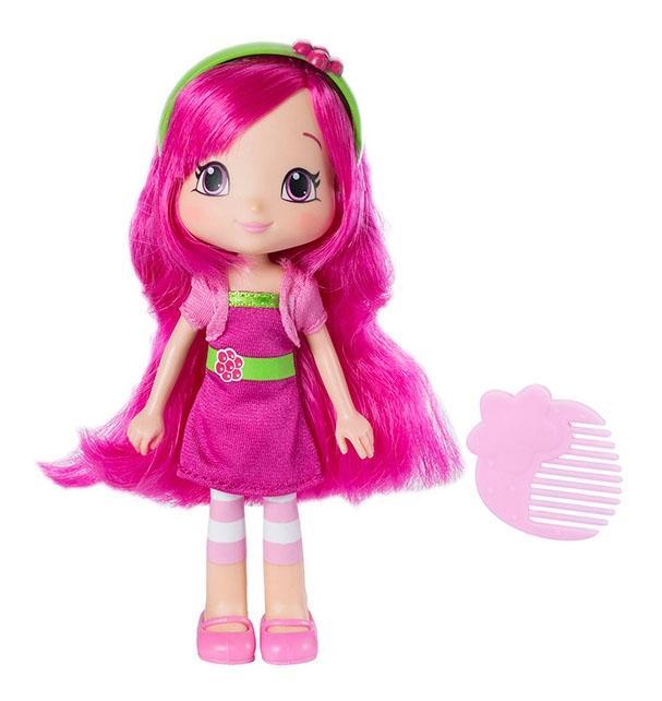 Купить Кукла Strawberry Shortcake Малина, 15 см, Классические куклы