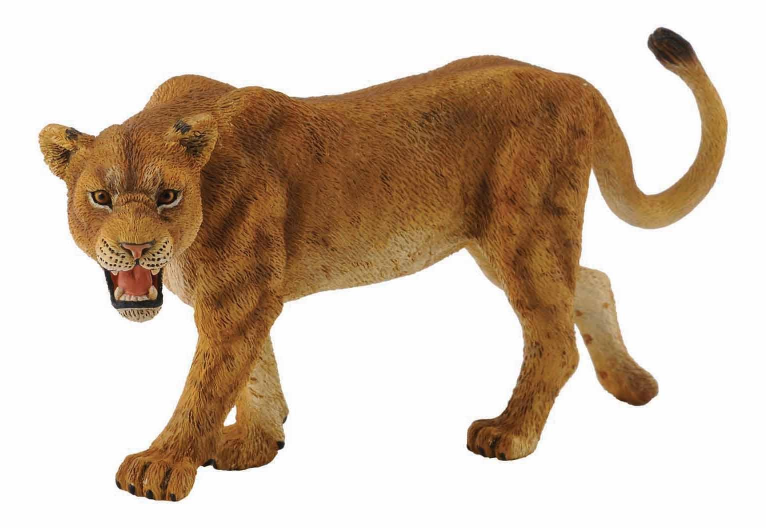 Фигурка collecta львица l
