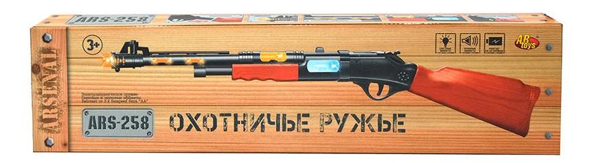 Ружье охотничье, электромеханическое, со световыми и звуковыми эффектами, 53x4,5x13,5 см фото