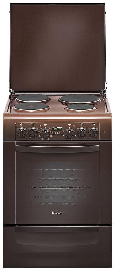 Электрическая плита GEFEST ЭПНД 6140-03 0001 Brown