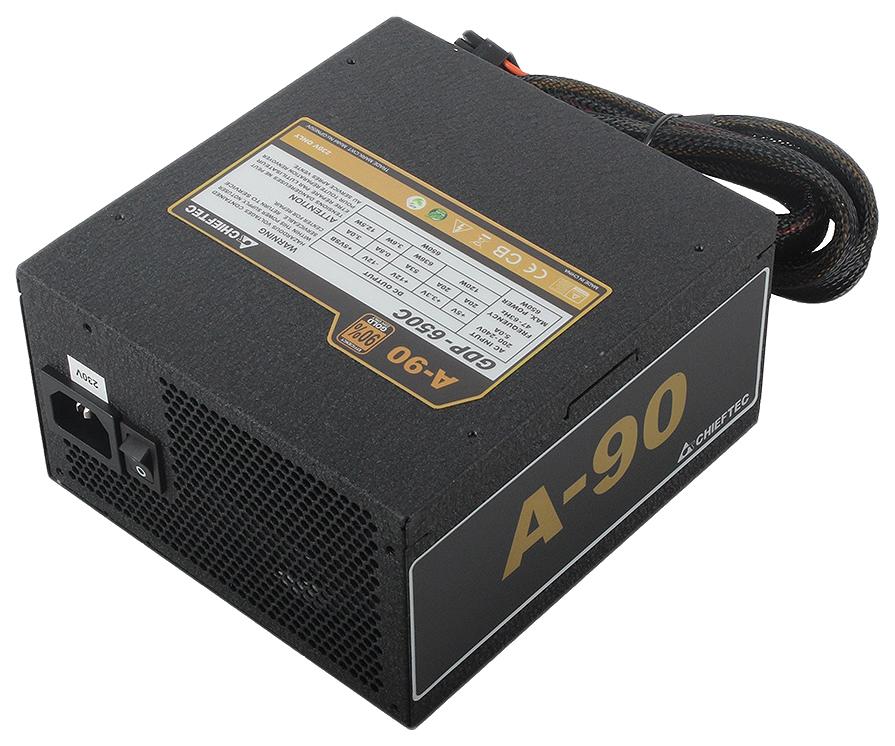 Блок питания компьютера Chieftec A 90