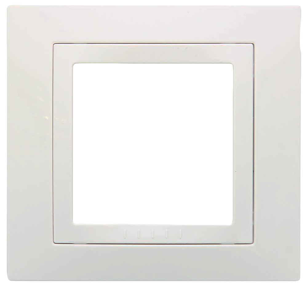 Schneider Electric Рамка 1 пост белый Schneider Electric MGU2.002.18 фото
