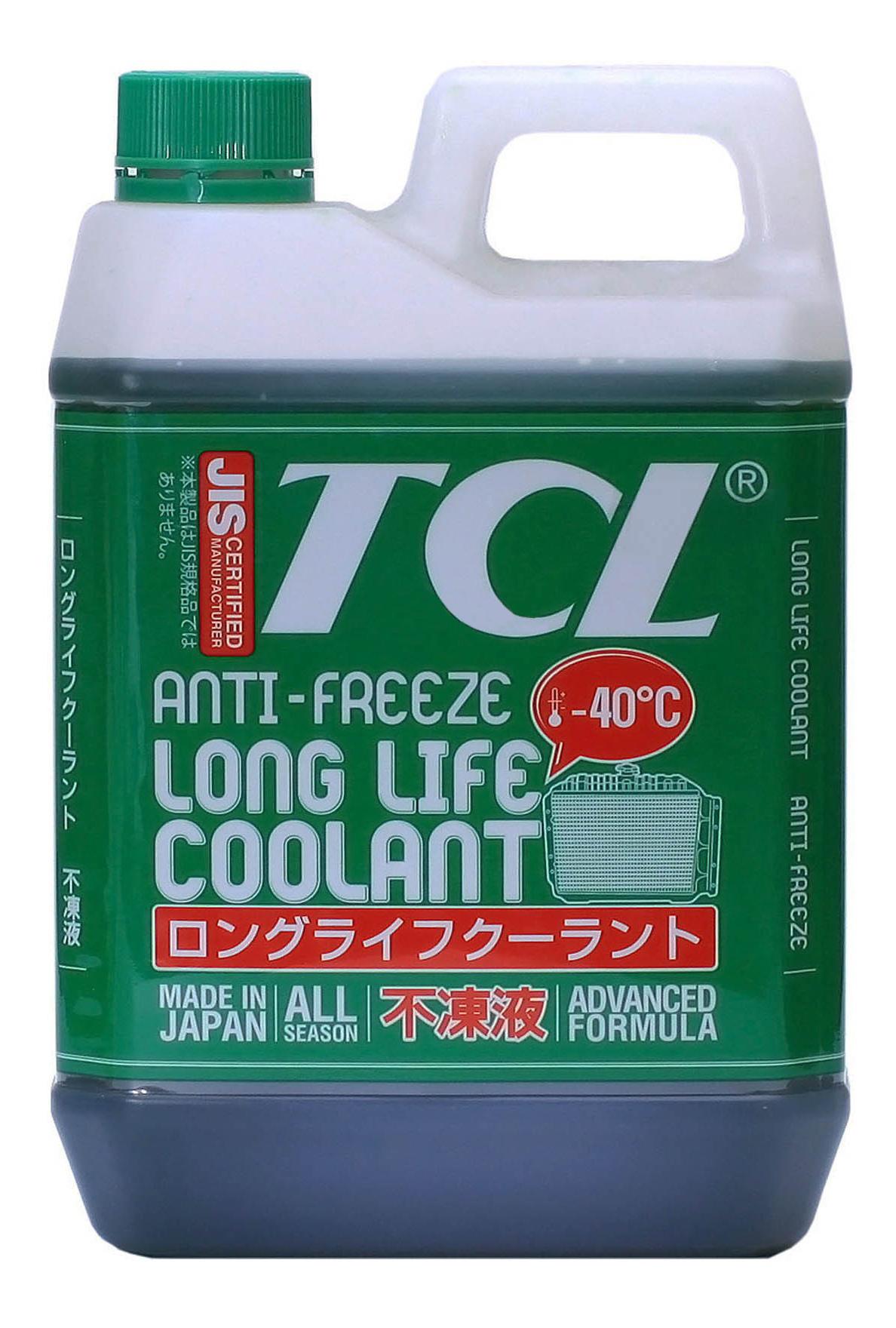 Антифриз TCL LLC  40°C G11 зеленый
