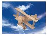 Купить Самолет Ньюпорт-17, Модель для сборки Чудо-дерево Самолет Ньюпорт-17, Чудо-Дерево, Модели для сборки