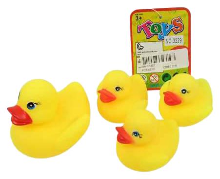 Купить Игровой набор Утята 4 шт., Junfa toys, Игровые наборы