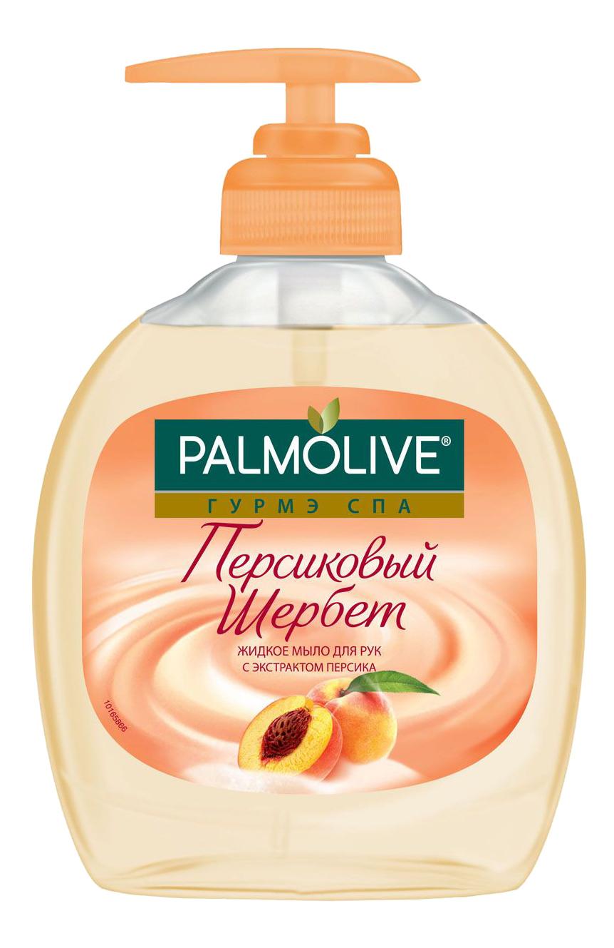Жидкое мыло Palmolive Гурмэ СПА Персиковый щербет с экстрактом персика 300 мл