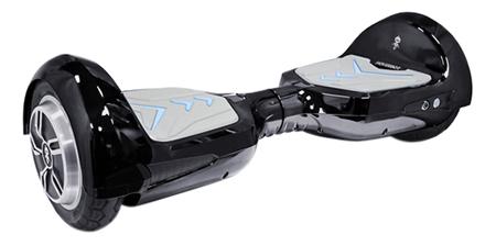 """Гироскутер Hoverbot B-4 Premium 8"""" черный"""