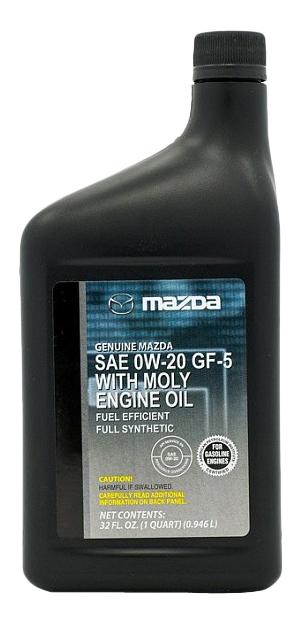 Моторное масло Mannol Engine Oil 0W-20 GF-5 y 0.946л