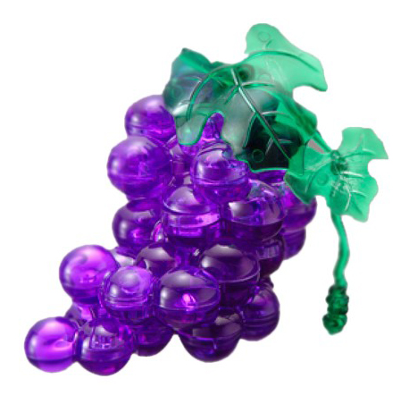 Пазл Crystal Puzzle Виноград