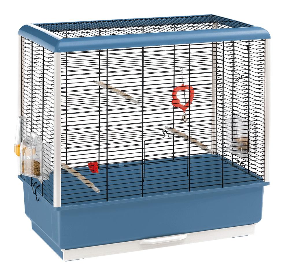 Клетка для птиц ferplast Piano 4 59x33x60