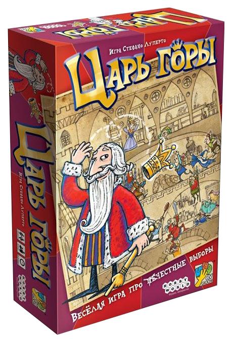 Логическая игра Hobby world Царь горы 1287