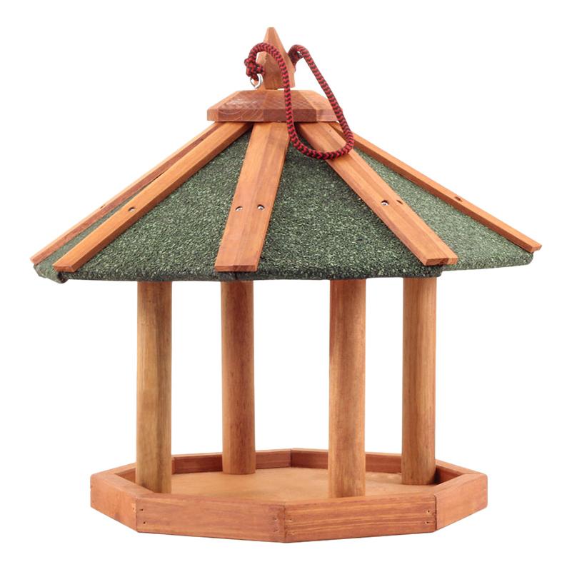 Уличная кормушка для птиц Triol BHW1017