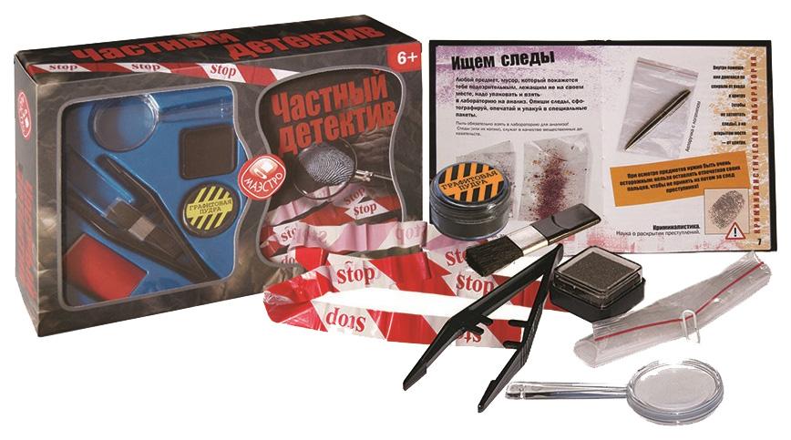 Игровой набор Новый формат Частный детектив 80271 фото