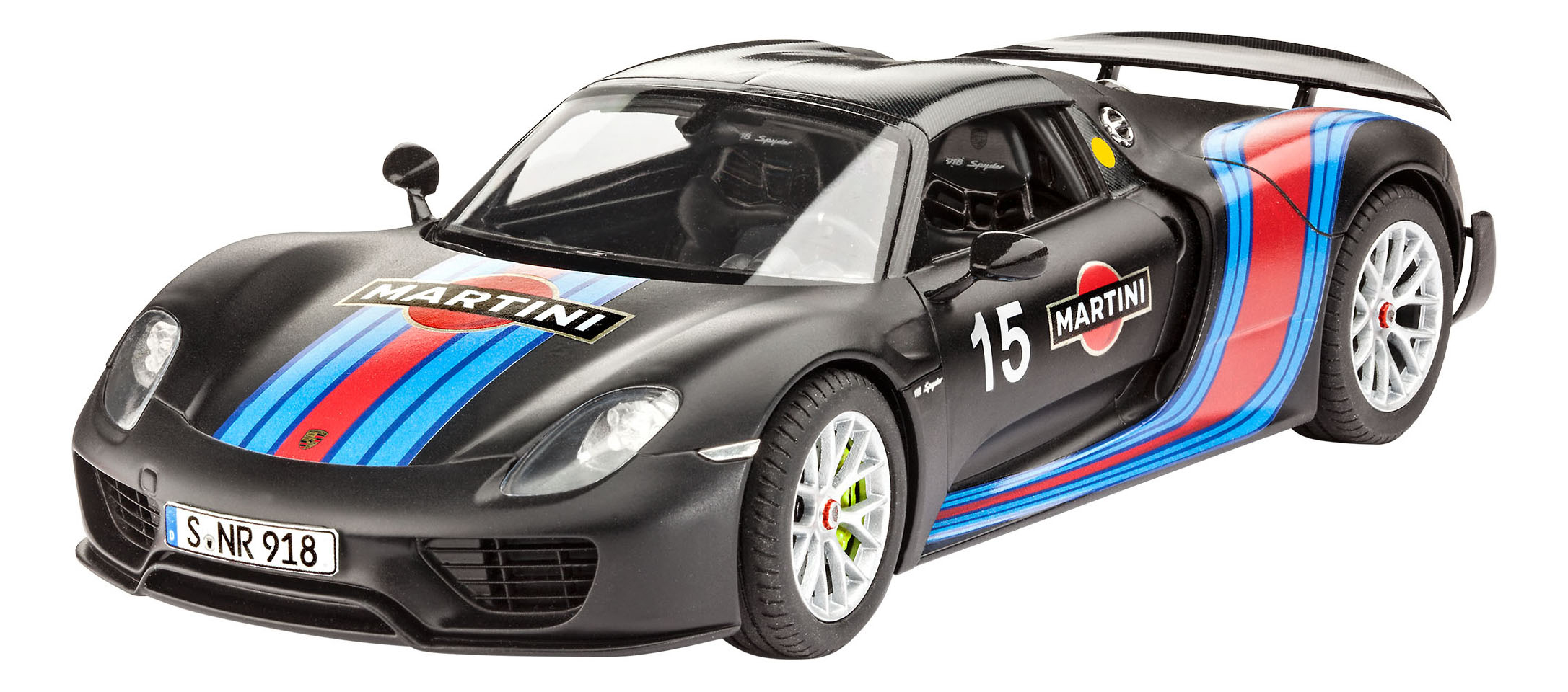 Купить Модели для сборки Revell Porsche 918 Spyder Weissach Sport Version ,