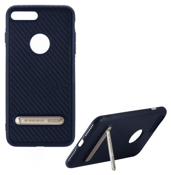 Чехол-накладка Remax Gezhi для Apple iPhone 7 Plus Синий