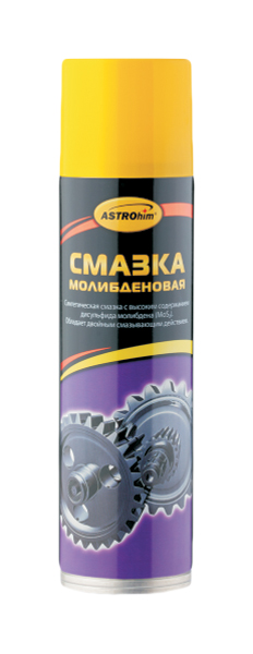 Смазка молибденовая Astrohim AC454 0,335 л