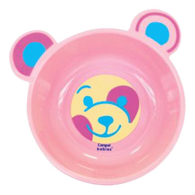 Тарелка детская Canpol babies Мишка, Детские тарелки  - купить со скидкой