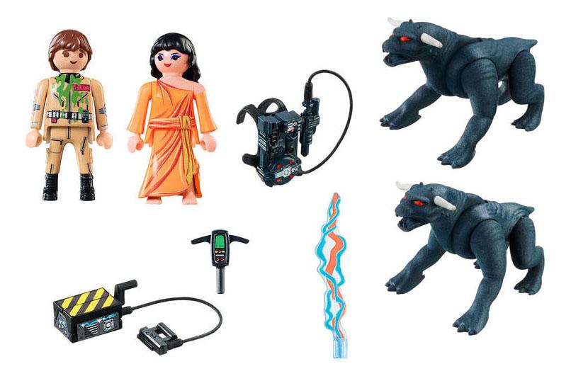 Купить Охотники за привидениями: Питер Венкман и ужасные собаки, Игровой набор Playmobil PLAYMOBIL Охотники за привидениями: Питер Венкман и ужасные собаки,