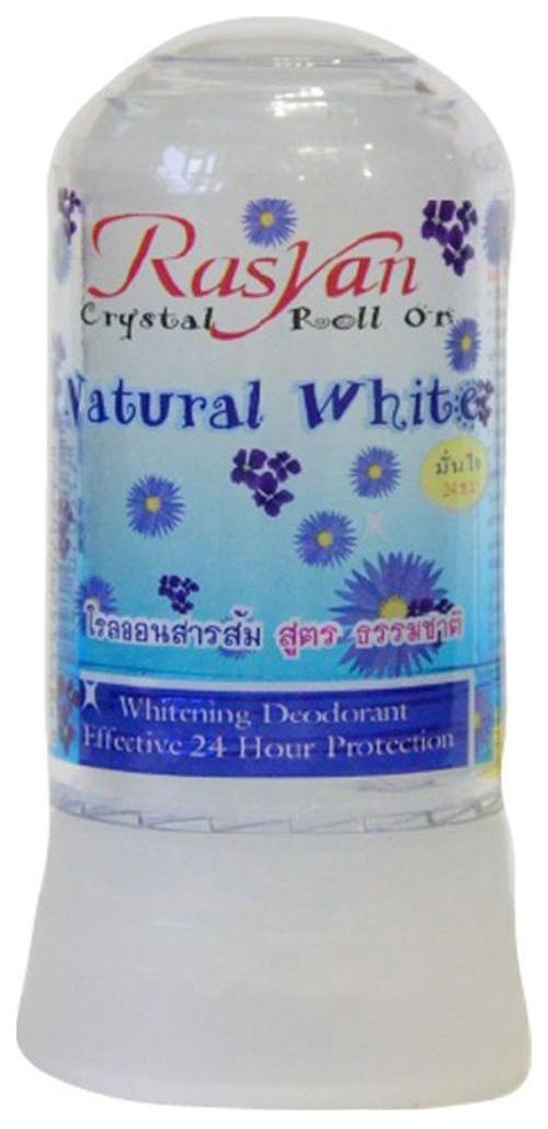 Дезодорант RasYan Натуральный белый 80 г
