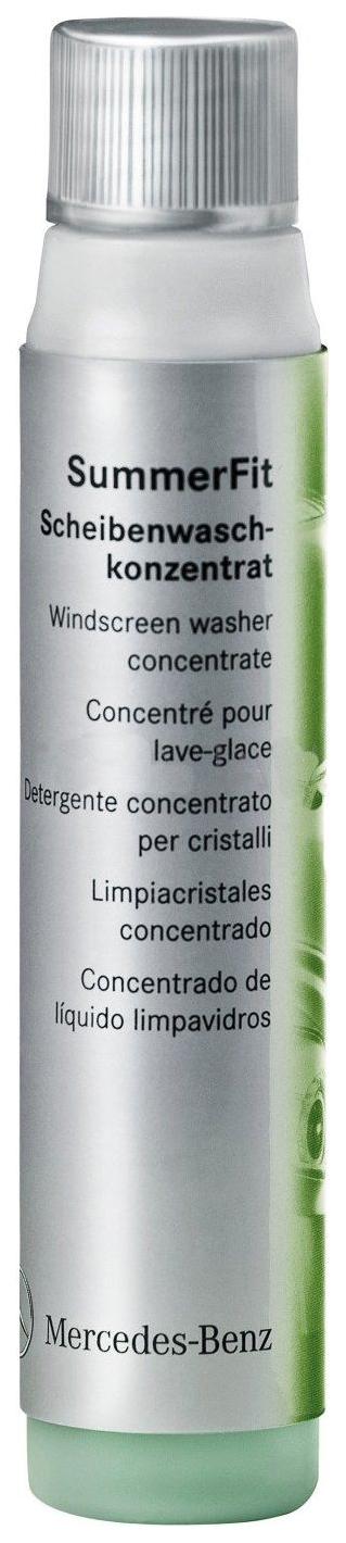 Жидкость стеклоомывателя летняя Mercedes-Benz 0.04л A0009862000 09