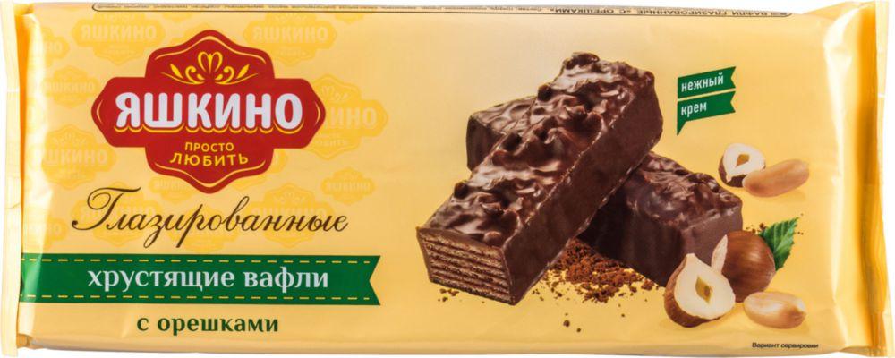 Вафли Akulchev или Вафли Яшкино — что лучше