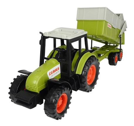 Купить Спецтехника Claas 3736004, Спецтехника Dickie Toys Claas 3736004, Строительная техника