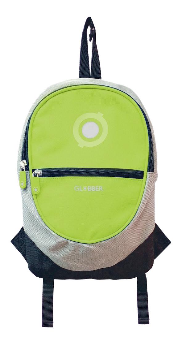 Купить Junior Lime Green, Рюкзак Junior для самокатов Lime Green Globber, Школьные рюкзаки и ранцы
