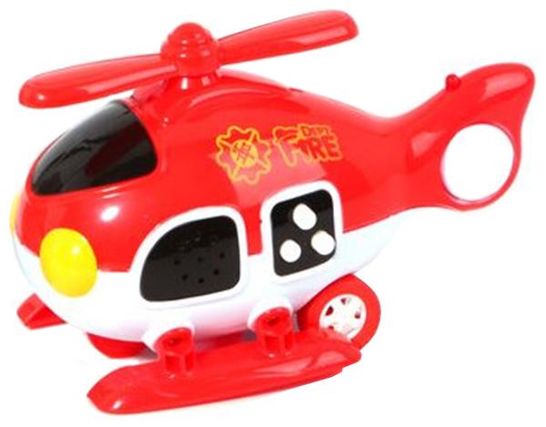 Вертолет Gratwest игрушечный Вертолет rescuers city Б56414 фото