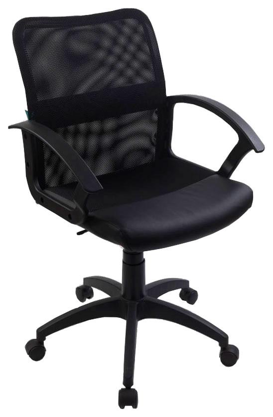 Офисное кресло Бюрократ CH-590/BLACK, черный фото